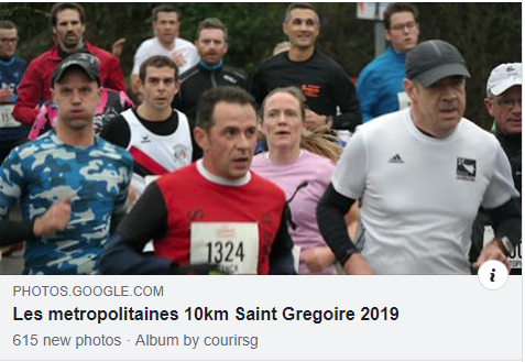 Photos 10 km Daunat 2019