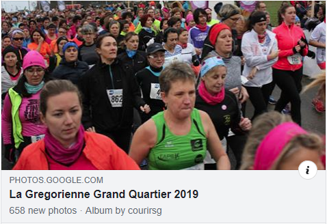 Photos Grégorienne Grand-Quartier 2019