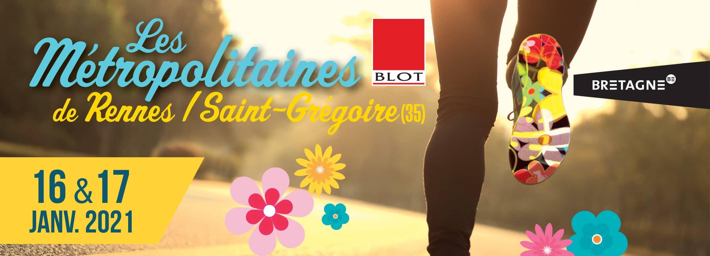 Calendrier Course à Pied Bretagne 2021 Les Métropolitaines Course à pied à St Grégoire, Rennes, Bretagne