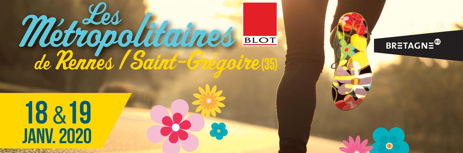 Les Métropolitaines de Saint-Grégoire BLOT 2020